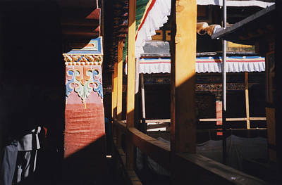 Photograph - Tibet Potala Palace 7 by First Star Art