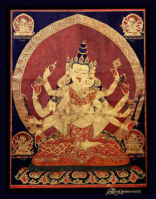 Photograph - Tibetan Art by Ericamaxine Price