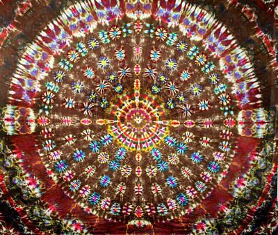 Tibetan Scull Factor Original by Courtenay Pollock