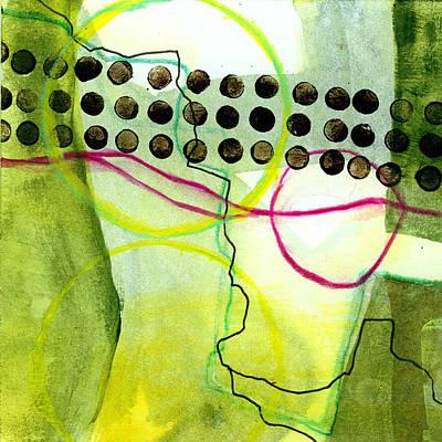 Tidal 14 Print by Jane Davies