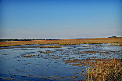 Photograph - Tidal Flats by Linda Brown