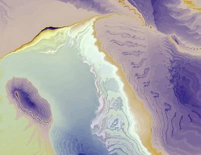 Digital Art - Tidal by Mike Turner