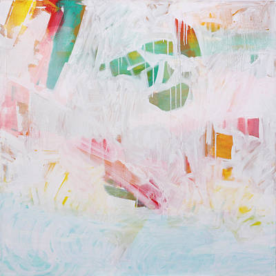 Painting - Tidal Wash  C2012 by Paul Ashby