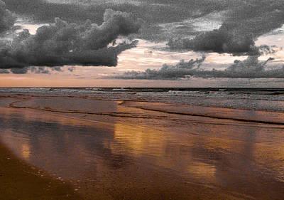 Photograph - Tide by Christy Usilton