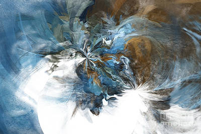 Digital Art - Tide Coming In by Margie Chapman