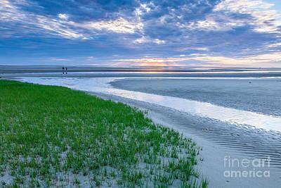 Photograph - Tide Curve by Susan Cole Kelly
