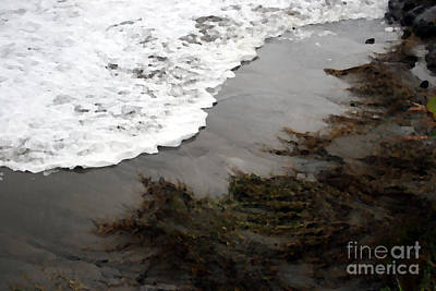 Photograph - Tide Kiss by Jeanette French