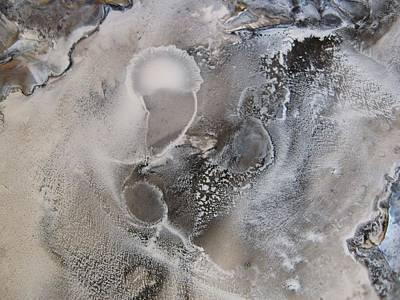 Painting - Tide Pool 1 by Sharon Jones