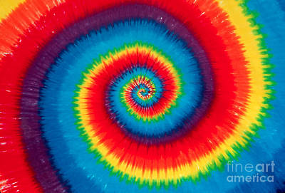 Photograph - Tie Dye by Anthony Sacco