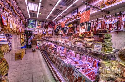 Photograph - Tienda De Carne Seca by Yhun Suarez