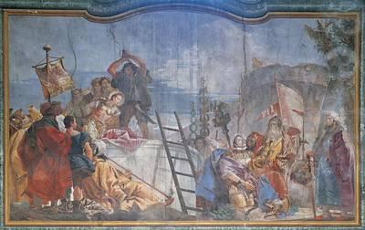 Hagiography Photograph - Tiepolo Giandomenico, Martyrdom by Everett