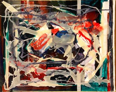 Painting - Tourmaline by Marita Esteva