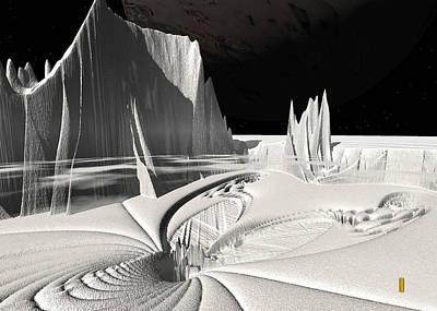 Digital Art - Tifferet 2 by David Jenkins