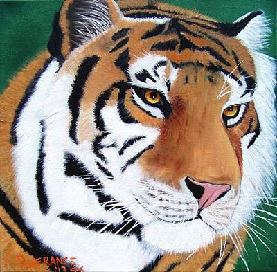 Tiger Original by Debbie LaFrance