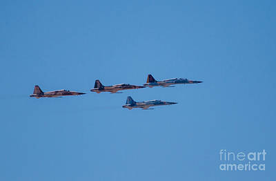 Photograph - Tiger II Fly By by Robert Bales