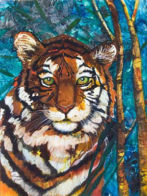 Tiger Original by Patricia Allingham Carlson