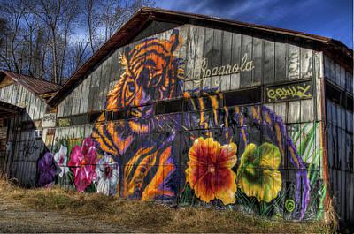 Tiger Tiger Art Print by Daniel  Gundlach