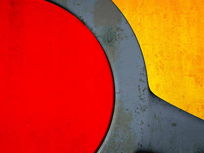 Digital Art - Tight Grip by Richard Rizzo