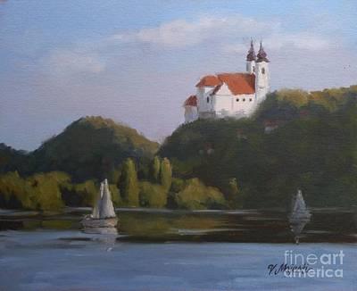 Tihany Benedictine Abbey Art Print