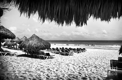 Photograph - Tiki View by John Rizzuto