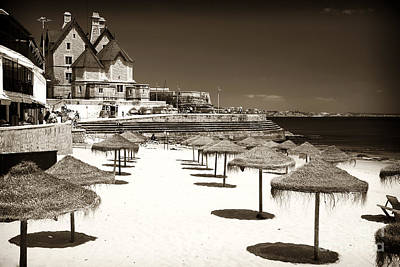 Photograph - Tiki's In Cascais by John Rizzuto