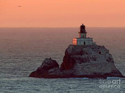 Tillamook Rock Lighthouse Art Print by Chris Anderson