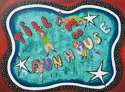 Tillies Funhose Original by Patricia Arroyo