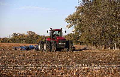 Tim For Fall Plowing Original