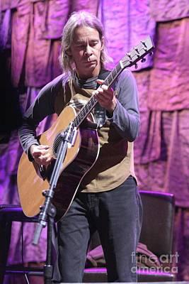 Tim Reynolds Photograph - Guitarist Tim Reynolds by Concert Photos