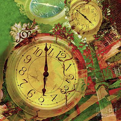 Time 6 Art Print