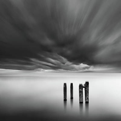Storm Clouds Wall Art - Photograph - Time After Time by George Digalakis