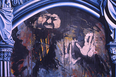Xerox Painting - Time And Distance by Dan Ault