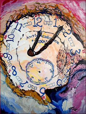 Time Print by Daniel Janda