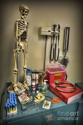 Photograph - Time For A Checkup - Doctor by Lee Dos Santos