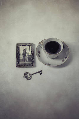 Time For Coffee Art Print by Joana Kruse