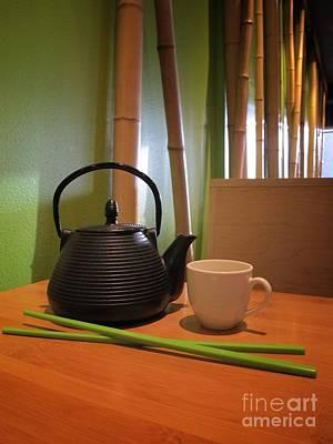 Photograph - Time For Tea by Denise Oldridge