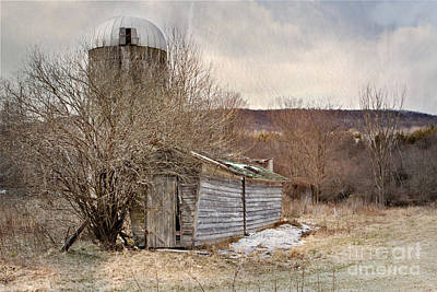 Time Gone By  Art Print by A New Focus Photography