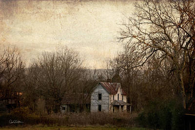 Photograph - Time Gone By by Carol Erikson