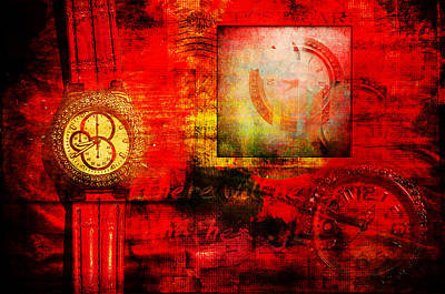 Photograph - Time Is Coming by Randi Grace Nilsberg