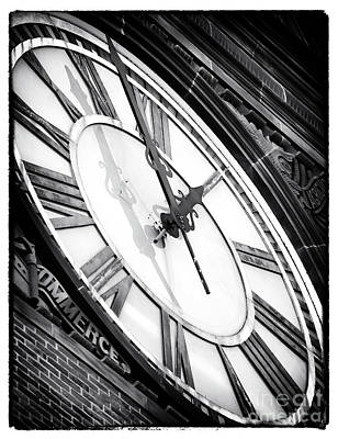 Image Of Art Decor Photograph - Time by John Rizzuto