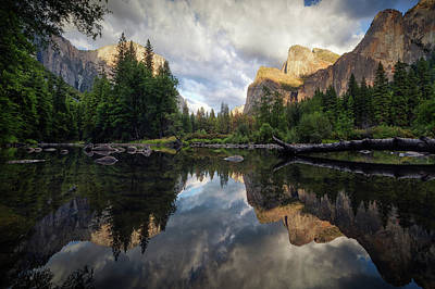 Yosemite National Park Wall Art - Photograph - Time by Juan Pablo De