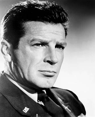 1957 Movies Photograph - Time Limit, Richard Basehart, 1957 by Everett