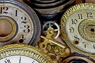 Time Long Gone Art Print by Tom Gari Gallery-Three-Photography