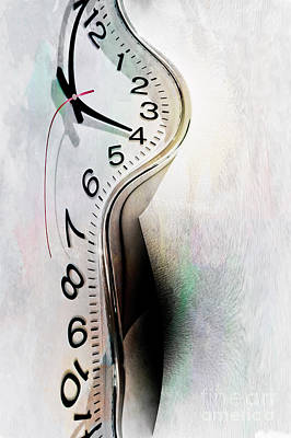 Photograph - Time Slippin' Away by Linda Matlow