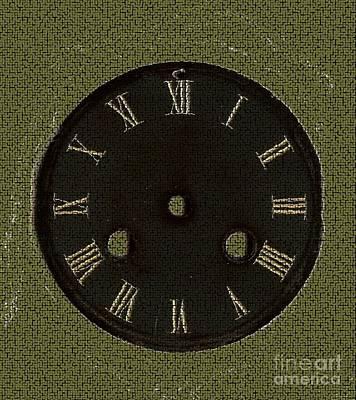 Time Stands Still Art Print by Joseph Baril