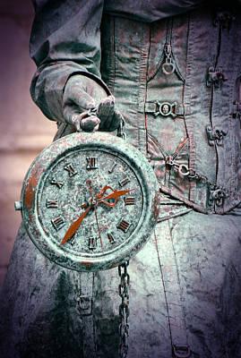 Photograph - Time Time Time by Jaroslaw Blaminsky