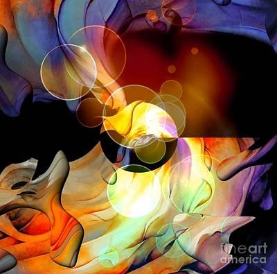 Time To Shine By Nico Bielow Art Print by Nico Bielow
