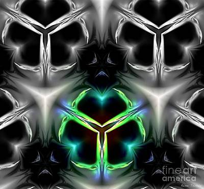 Digital Art - Time Travel by Renee Trenholm