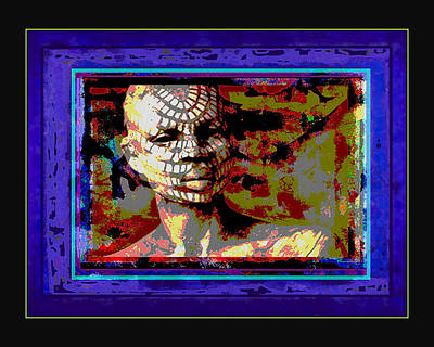 Digital Art - Time Traveler by Richard Arfsten