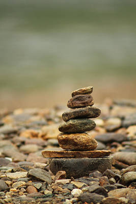 Andy Goldsworthy Photograph - Time Well Spent by Anthony Bean